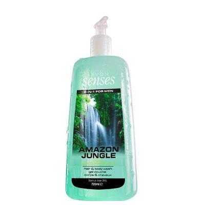 Sprchový gel Amazon Jungle