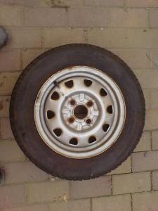 Zimní pneu, 165/70/13 Sava Eskimo S2 + disk VW