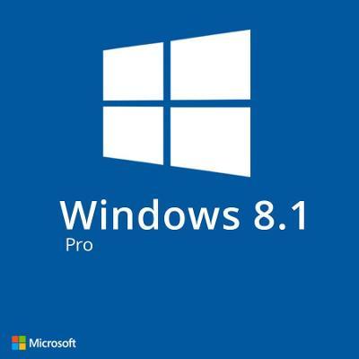 Windows 8.1 Professional (Digitální licence)
