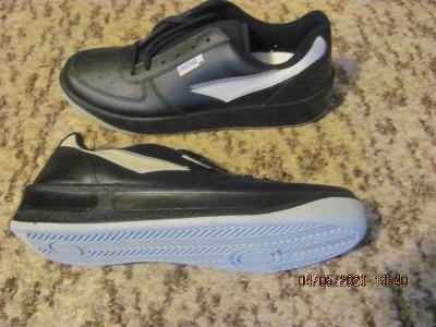 Prestige boty černé
