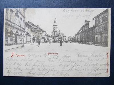 i3444 FALKENAU Sokolov 1900
