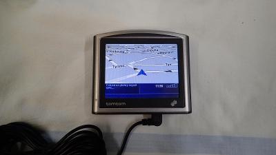 GPS navigace Tomtom ONE