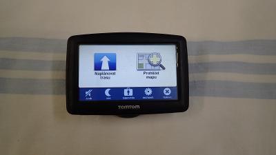 GPS navigace Tomtom XL
