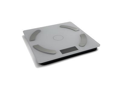 Koupelnová analytická digitální váha LCD s bluetooth 180kg GH03013