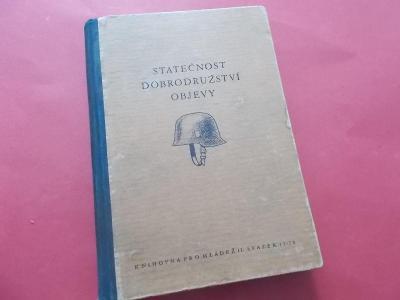 Knihovna pro mládež 11-20 - Kuratorium mládeže !! ročník 1943