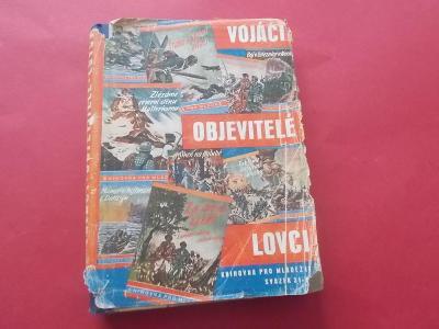 Knihovna pro mládež IV. - Kuratorium mládeže !! ročník 1944