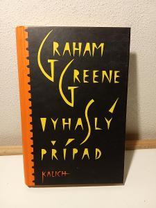 Kniha - Vyhaslý případ od Graham Greene