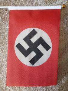 Vlaječka nacistického Německa 21X14CM
