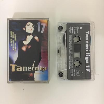 MC Various – Taneční Liga 17 různí umělci - audio kazeta