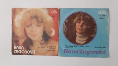 2 x SP Hana ZAGOROVÁ