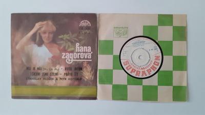 EP + SP Hana ZAGOROVÁ