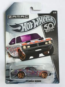 '71 Dodge Demon - Hot Wheels Zamac 6/8