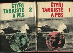 Janusz Przymanovski: Čtyři tankisté a pes 1+2