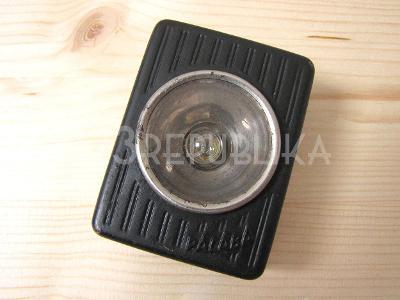 Stará miniaturní svítilna baterka Palaba 30. léta