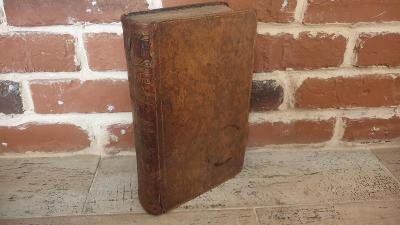 Encyklopedie o Rybářství z roku1807-mědirytiny-UNIKATNÍ-KRÁSNÁ-RARITA