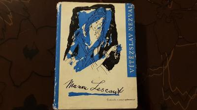 Kniha Manon Lescaut - Vítězslav Nezval
