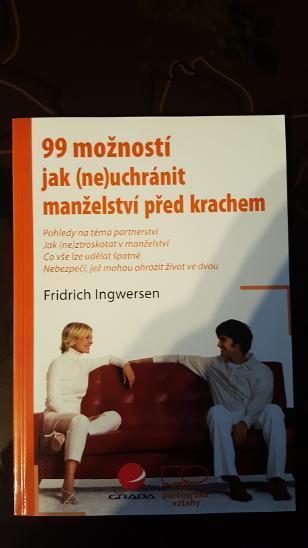 Kniha 99 možností jak (ne)uchránit manželství před krachem