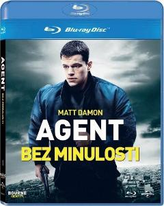 Blu Ray Jason Bourne :Agent bez minulosti
