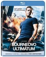 Blu Ray  Bourneovo ultimátum