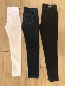 LIU.JO džiny a kalhoty 3 ks - komplet