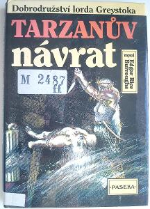E.R.Burroughs, TARZANův návrat
