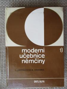 Hoppnerová Věra - Moderní učebnice němčiny němčina pro hospodář. praxi