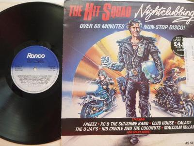 HIT SQUAD Nightclubbing 60 MINUTES NONSTOP Gibson Brothers James Brown