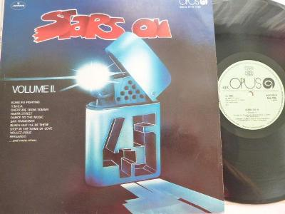 STARS ON 45 Volume II. Star Wars-Layla-Fire-All Right Now-S.O.S.-Money