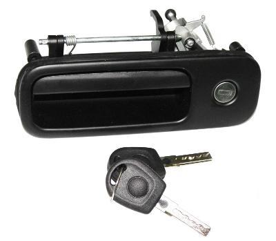 Klika vložka zámku zadních dveří víka kufru VW GOLF LUPO POLO SHARAN