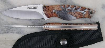 Lovecký nůž - Kandar Jelen 20 cm