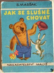 Jak se slušně chovat, S.Maršak, LEPORELO, 1975