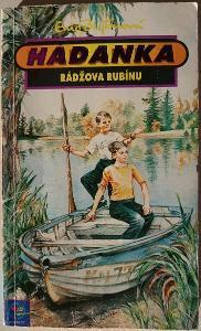E.BlytonovÁ, Hádanka Rádžova rubínu, 1.vyd.