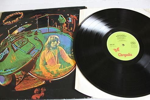 Ten Years After – Rock & Roll Music To The World LP 1972 vinyl 1.pres - Hudba