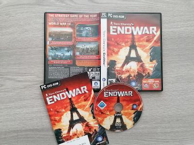 Tom Clancy's End War PC hra
