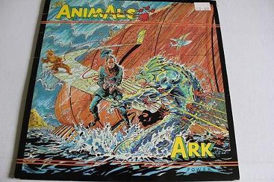 The Animals – Ark LP 1983 UK vinyl 1.press super stav NM