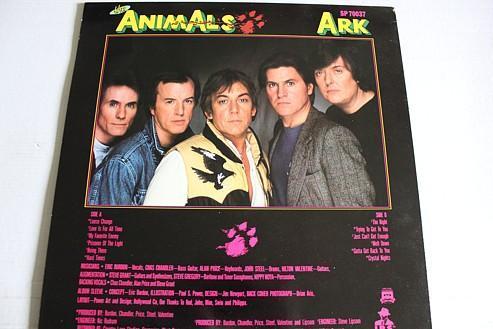 The Animals – Ark LP 1983 UK vinyl 1.press super stav NM - Hudba