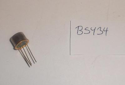 Tesla BSY 34 (NOS)
