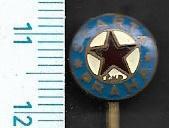 Sportovní odznak - Sparta Praha - smalt /FA-SC.645