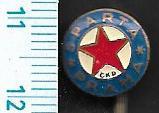 Sportovní odznak - Sparta Praha /FA-SC.647