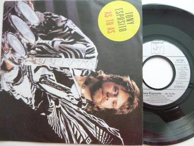 SP TONY ESPOSITO-As Tu Ás / Papa Chico/ HANSA 1985 perfekt stav