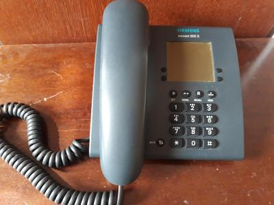 Stolní telefon Siemens Euroset 805 S