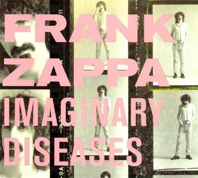 CD FRANK FAPPA - IMAGINARY DISEASES / zapečetěné