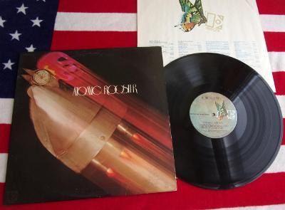 💥 LP: ATOMIC ROOSTER - DEATH WALKS BEHIND YOU, 1vyd USA 1971