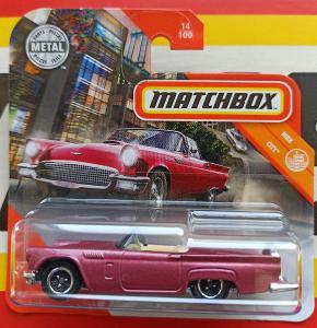 Ford Thunderbird 1957 MB 14/100 Matchbox