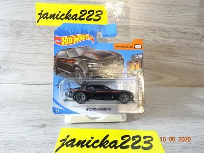 Hotwheels 18 Copo Camaro SS