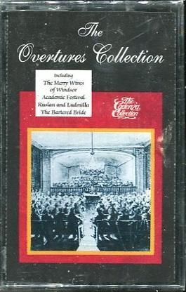 Nová - MC kazeta - The Overtures Collection