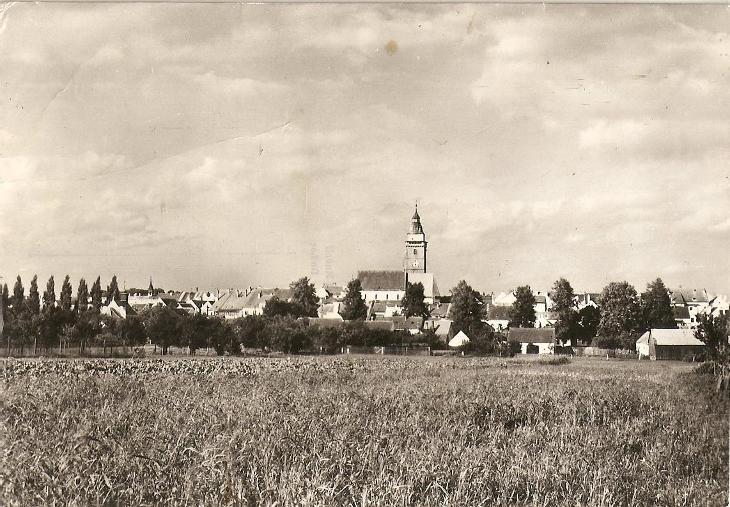 SLAVONICE - Jindřichův Hradec - Pohlednice