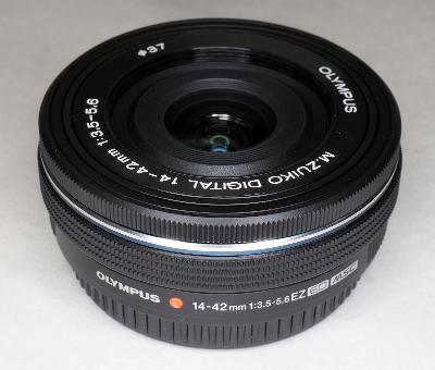 Objektiv Olympus M.Zuiko Digital ED 14-42mm 1:3.5-5.6 EZ Pancake