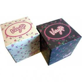 Hygienický kapesník Verytis Cube 60ks 3vr.