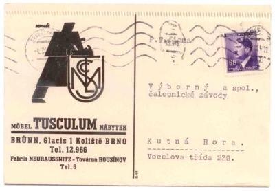 Celistvost Brno 1944